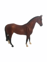 Breyer Classic Jet Run Blood Bay Warmblood Horse Classic Series - $14.99