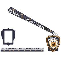 Batman Gotham City Police Department Dc Comics ID Badge Holder Keychain ... - $8.75