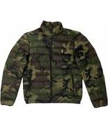 POLO RALPH LAUREN Men's CAMO Lightweight Packable Down Jacket Bleeker PU... - $199.99