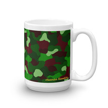 Camouflage Mug (Hattrick Novelties) - $11.99+