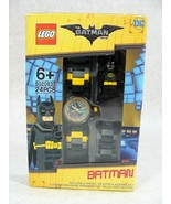 NEW LEGO 802083 BATMAN BUILDABLE WATCH  - $29.69