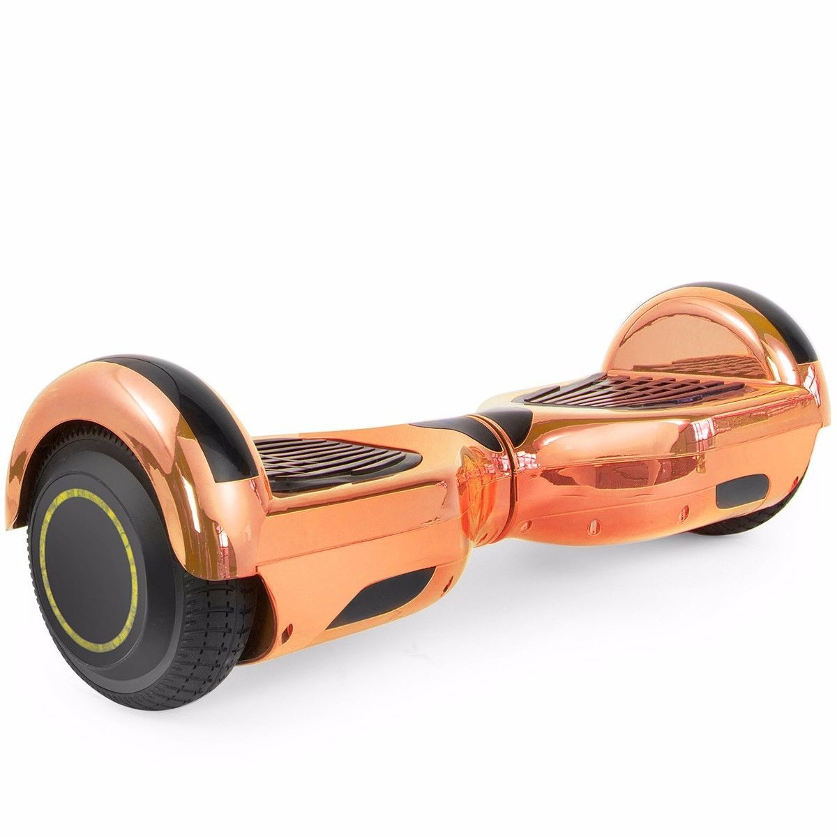 Flash Chrome Rose Gold Bluetooth Hoverboard Two Wheel Balance Scooter UL2272