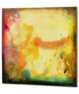 Jacqueline Holland-Berkley-Garden-Orig.Encaustic Painting/Gal Wrapped Ca... - $441.75