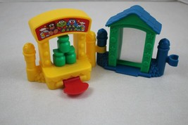 FISHER PRICE Little People Carnival  Fair Bottle Game House of Mirrors - $8.90