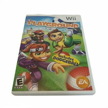 Nintendo Wii Playground [Includes Dodgeball] - E Rating - No Booklet - $7.80