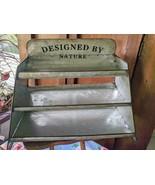 Metal 3 tier Garden Shelf Display - $24.00