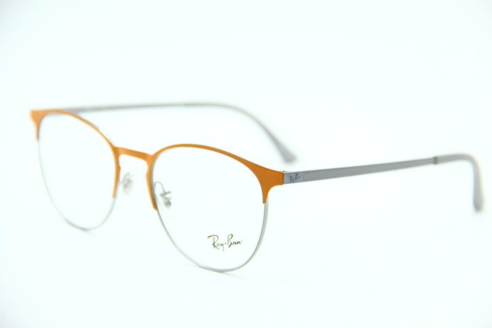cc711a5fac2 New RAY-BAN Rb 6375 2949 Orange Eyeglasses and 50 similar items. 57