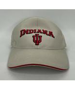 IU Indiana University Hat Ball Cap Collegiate License Product Hoosiers - $10.84