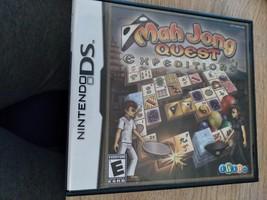 Nintendo DS Mah Jong Quest: Expeditions image 1