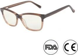 Kirka Blue Light Shield Computer Reading/Gaming Glasses - 0.0 Magnifica... - $50.45