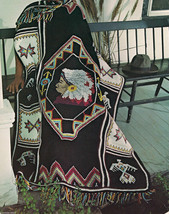 Afghanery: knit, crochet, afghan stitch, PATTERNS, wedding ring, indian ... - $28.66