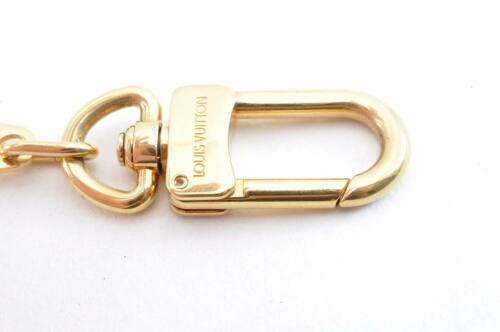 LOUIS VUITTON Charm Gold-Tone Auth ar1564 image 5