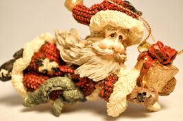Boyds Bears: Nicholas The Giftgiver - #2551 - Holiday Ornament image 3
