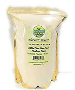 Lupin Bean Flour Milled From Fresh Heirloom Beans 30 oz. or Almost 2 Pounds - $21.99