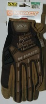 Mechanix Wear 911751 M PACT Impact Protection Gloves Brown Black XL image 2