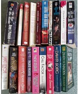 Lot of 19 softcover mystery & romance novels - Softcover - Good - $9.00