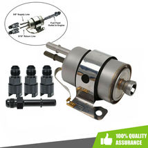 LS Conversion Fuel Injection EFI FI Fuel Filter / Pressure Regulator 58 PSI - $65.92