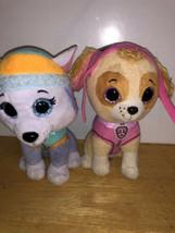 "Ty Beanie Boos The 6"" Dog Nickelodeon Paw Patrol - $19.80"