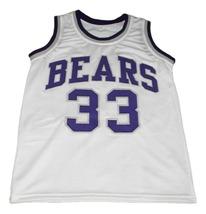 Scottie Pippen #33 Arkansas Bears New Men Basketball Jersey White Any Size image 1