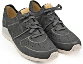 Ugg  Australia Tye Sneakers Tennis Black Women's Casual Shoes Size 6  image 2