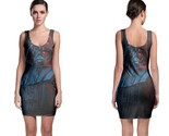 Darth vader art bodycon dress thumb155 crop
