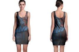 Darth vader art bodycon dress thumb200