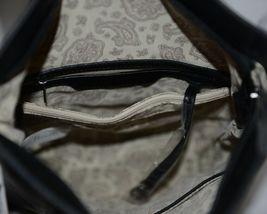Simply Noelle HB1087A Black Shoulder Purse Adjustable Strap image 4