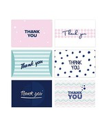 48 Blank Thank You Cards Set Thank You Notes with Envelopes Note Cards f... - $13.24