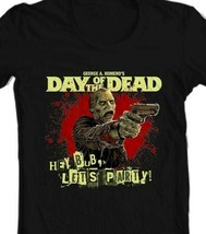 "Day of the Dead ""Bub"" T Shirt retro 1980s Romero zombie horror movie graphic tee image 2"