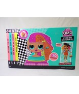NEW SEALED LOL OMG Neonlicious Styling Head + Doll Set w/ 50 Surprises - $98.99