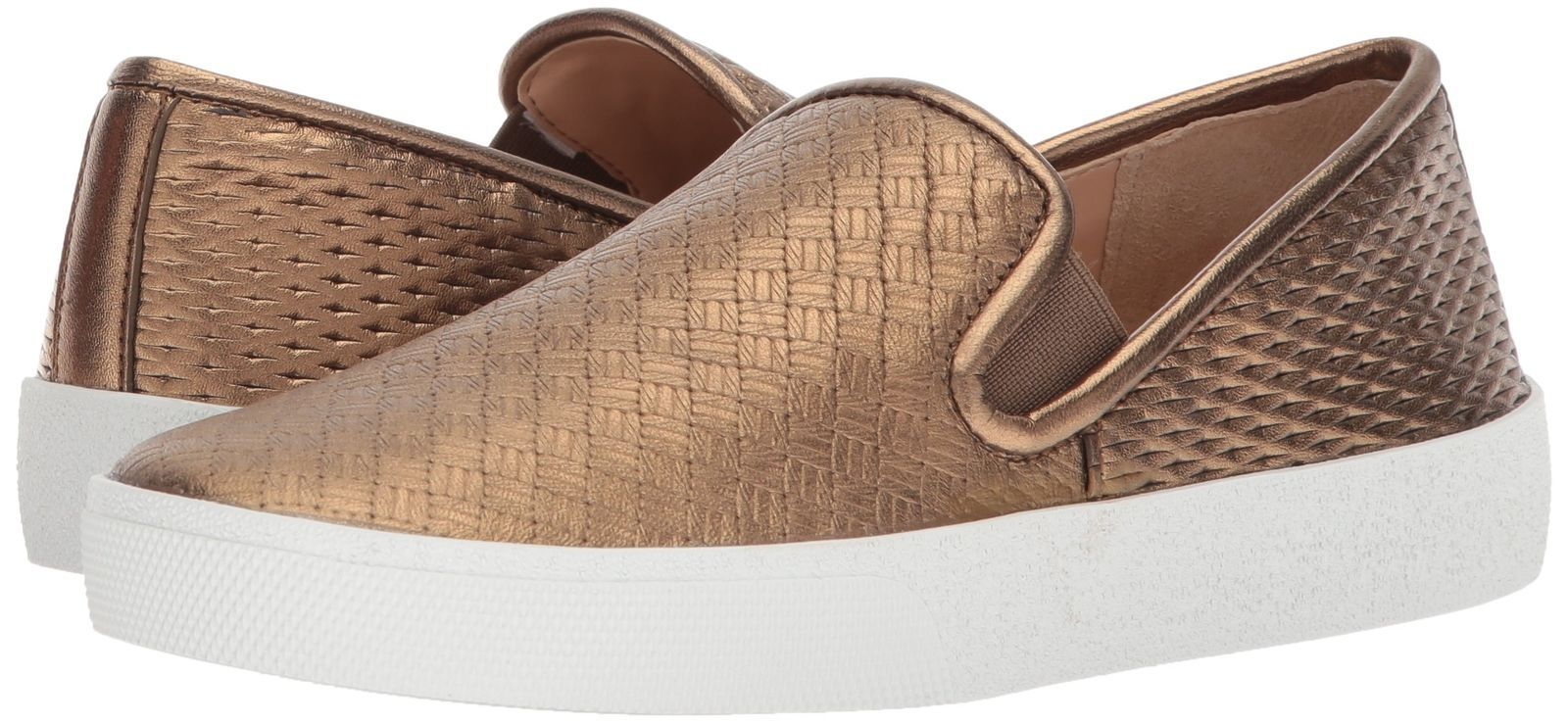 VINCE CAMUTO WOMEN'S CARIANA SNEAKER BRONZE 9 M US