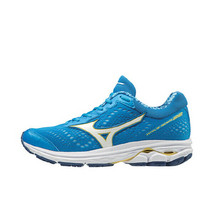 Mizuno Wave Rider 22 Women's Running Shoes Blue Marathon Jogging NWT J1G... - $97.76