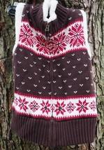 Gap Kids Fleece Lined Sweater Vest Size 10 L - $8.90