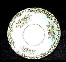 Noritake China Nana Rosa Pattern # 682Fruit Dish AB 336-OVintage image 1