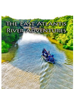 The East Atlantis River Adventure (DVD,2020) - $10.84