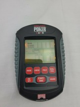 World Series of Poker Illuminated Texas Holdem Hand Held electronic game Bicycle - $10.99