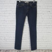 J Brand Jeans Mujer 28 Skinny Tinta - $19.37