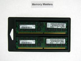 39M5812 39M5811 4GB 2x2GB PC2-3200R  for IBM E-Server X-Series Bladecenter - $73.26