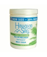 Hawaiian Silky Creme Conditioning No Lye Relaxer Can't Touch It - Mild 20oz - $13.37