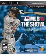 NEW MLB 10 PS3 (Videogame Software) [video game] - $11.49