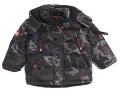 CANADA Weather Gear Boys Camo Insulated Hooded Jacket Coat  Sz  2T - $53.99