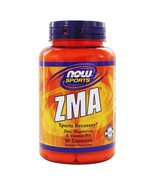 NOW Foods ZMA 800 mg., 90 Capsules - $16.19