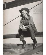 1941 FEBRUARY ARIZONA HIGHWAYS - $58.05