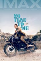 "James Bond No Time To Die Poster IMAX Movie Art Film Print 24x36"" 27x40""... - $13.05 CAD+"