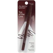 Almay Top Of The Line Eyeliner Pencil, Black Raisin [209], 0.009 oz Pack... - $17.53