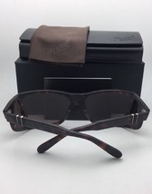 New PERSOL Sunglasses 0009 24/31 Havana Tortoise w/ Green Lenses+Side Sh... - $339.95