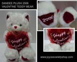 Dan dee 2006 valentine teddy bear collage 2017 01 28 thumb155 crop
