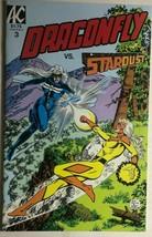 Dragonfly #3 (1986) Ac Comics Color Gga Fine - $12.86