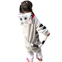 Kids Animal Pajamas One-Piece Cosplay Sleepwear Onesies Pajamas Nightwear - $46.99