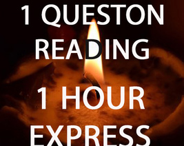 1 HOUR ASK ALBINA TO GAZE INTO HER CRYSTAL BALL ANSWER 1 QUESTION Cassia... - $12.00